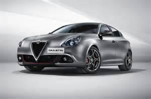 Alfa Romeo Giuletta 2016 Alfa Romeo Giulietta Revealed Autocar