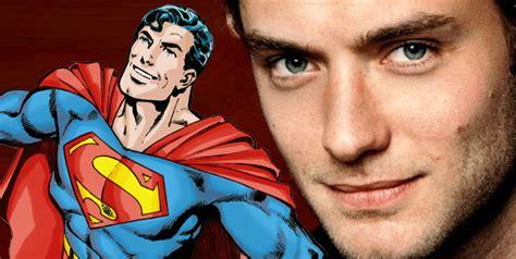 film superman lawas superman pourquoi jude law a refus 233 d enfiler le slip du
