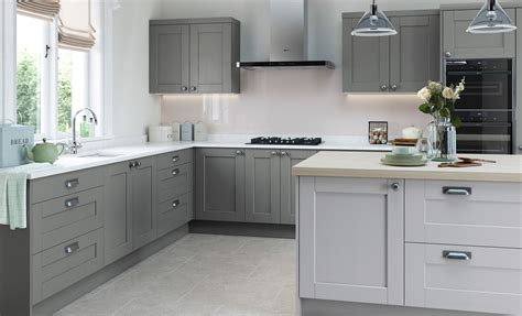 Paint Kitchen Cabinet Doors Silestone White Kitchen Traditional With Gray Cabinets K C R