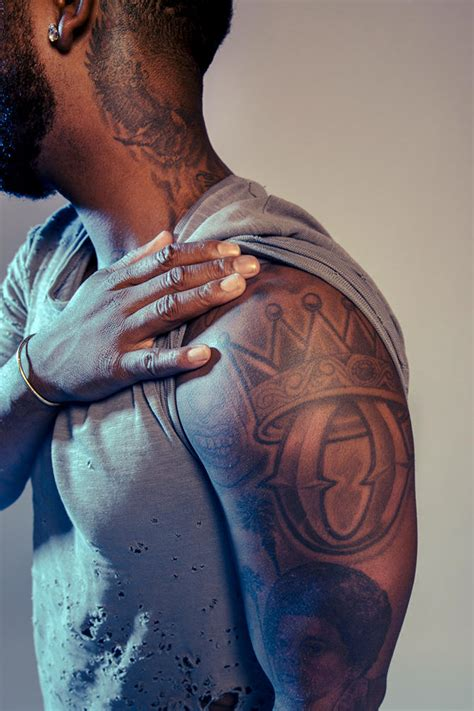 interview tattoo stories with omarion iheartradio