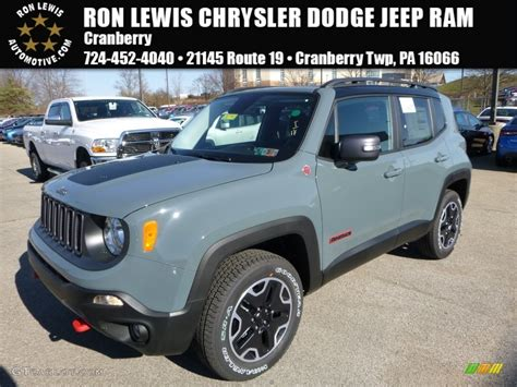 jeep renegade colors 2016 anvil jeep renegade trailhawk 4x4 108921784 photo