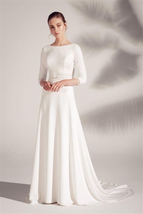 suknia slubna agnes gala najpiekniejsze suknie slubne