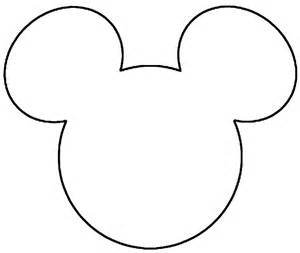 mickey template make mickey mouse bags for baby shower baby