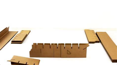 stange design pappbett stange design