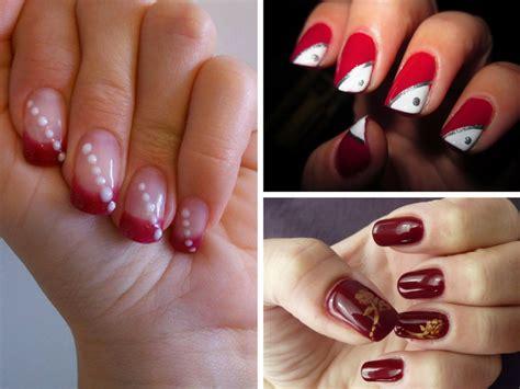 decori unghie fiori unghie rosse foto di nail e idee da copiare style