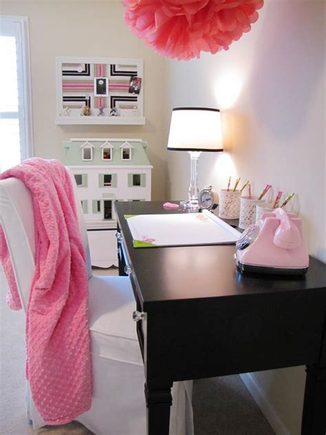 girls bedroom desk kids bedroom ideas hgtv