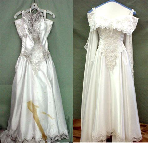 Preserving Your Dream Wedding Dress   Dry Cleaning and