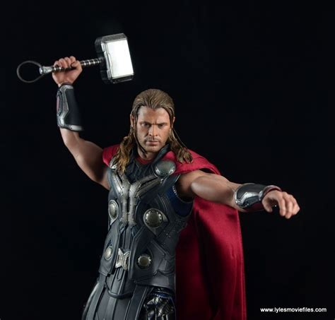 thor film age rating hot toys avengers age of ultron thor figure review
