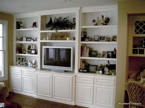 built in wall units built in entertainment center built ins and entertainment