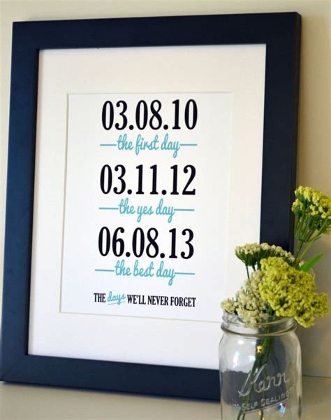 wedding anniversary gift ideas   engagement