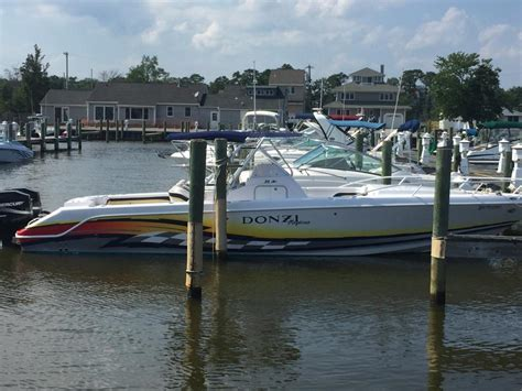 donzi boats for sale nj donzi 35 zfc boats for sale in toms river new jersey
