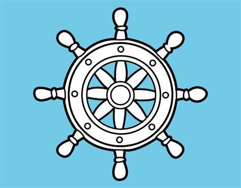 timones de barcos para colorear timon dibujo www pixshark images galleries with a