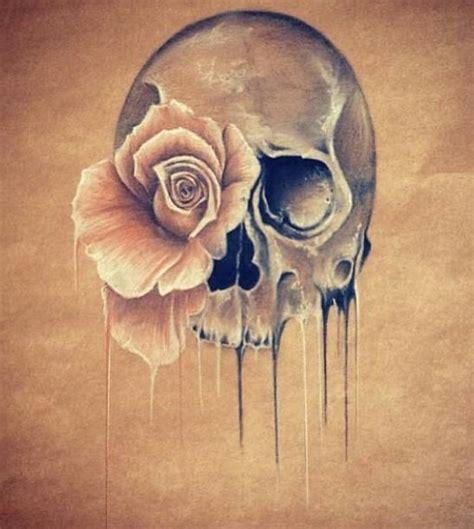 feminine skull tattoo best 25 skull ideas on sugar