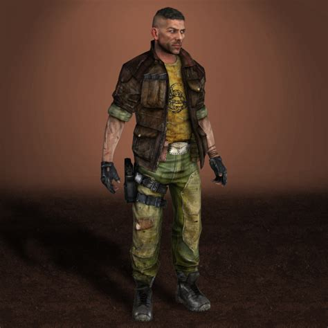 Kaos 3d Wolverrine homefront connor by armachamcorp on deviantart
