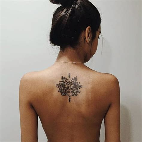 mandala tattoo on back 25 best ideas about mandala back on