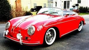Porsche Speedster Kit 1957 Porsche 356 Speedster Replica Intermeccanica For Sale