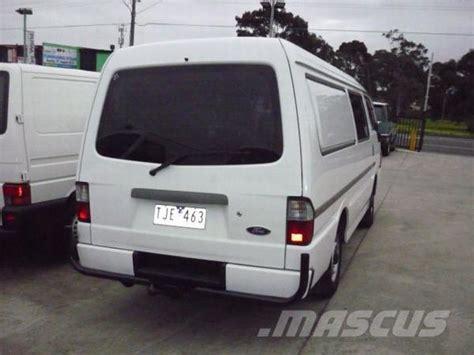 van ford econovan used ford econovan lwb jh panel vans year 2005 price