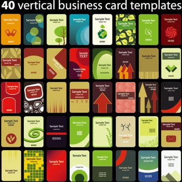 vertical business card template illustrator vertical business card template illustrator gallery card