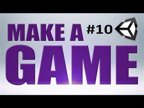 unity tutorial brackeys 10 unity tutorial score make a game youtube