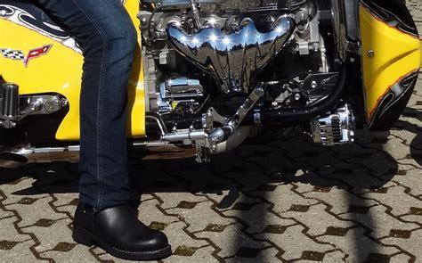 Boss Hoss Motorrad Zubeh R by Cruiserportal Rheinland Daytona Urban Master 2 Gtx