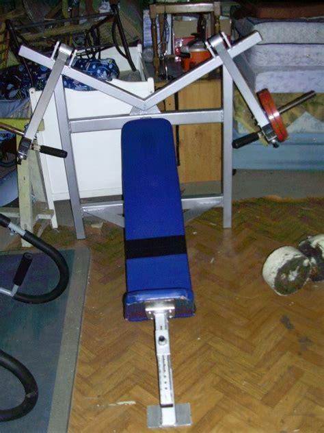 Banc De Musculation Fait Maison by Mon Home