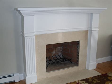 Fireplace Surround by Custom Fireplace Mantel Kristin S Fireplace Surround