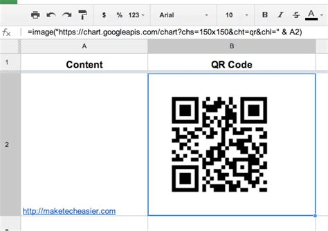 google images qr code how to create qr code in google drive make tech easier