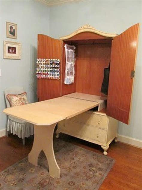 armoire sewing cabinet 35 best images about old entertainment center re do on