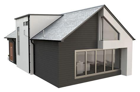 1930 renovated houses 3d rendering portfolio