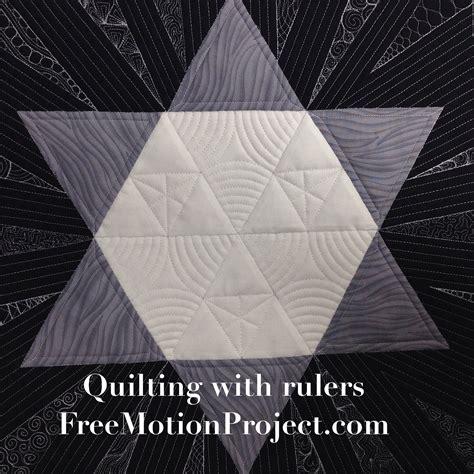 Quilting Rulers Uk by The Free Motion Quilting Project Machine Quilting A