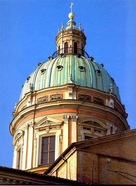 la cupola cenni storici parrocchia san pietro reggio emilia
