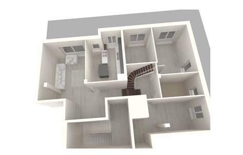 appartamento a appartamento su due piani