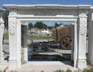 traditional style carved marble fireplace mantel traditional style carved marble fireplace mantel