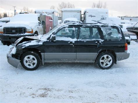 1998 Subaru Forester Parts by Subaru Forester 1998 For Parts