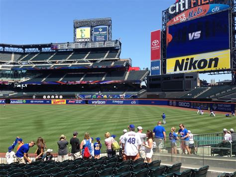 section 107 citi field citi field section 107 rateyourseats com