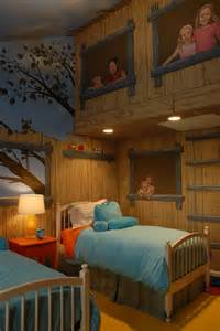 Treehouse Bedroom Tree House Bedroom Eclectic Kids Minneapolis By