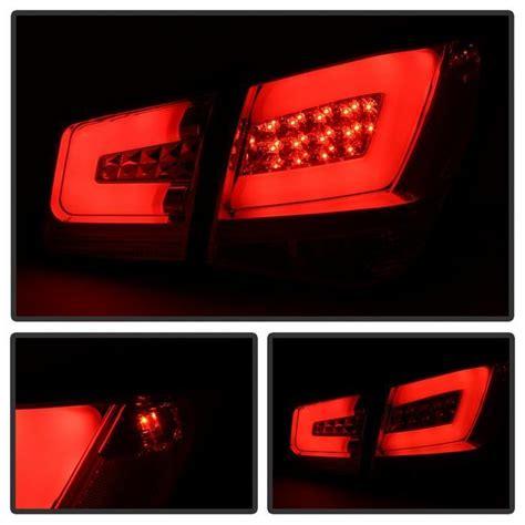 chevy cruze light bar spyder light bar led tail lights red smoke 2011 2016