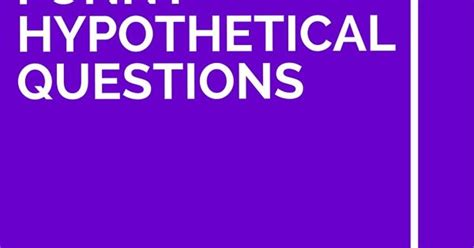 44 hypothetical questions