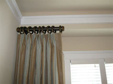 curtain pole hangers curtain rod hangers furniture ideas deltaangelgroup