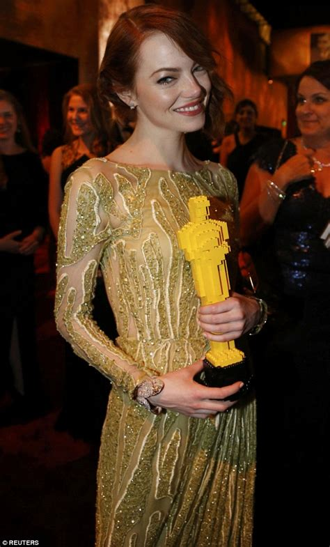 emma stone oscar movie academy award losers meryl streep bradley cooper and