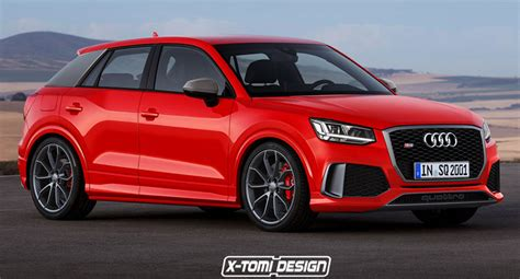 new audi q2 takes an rs testosterone pill