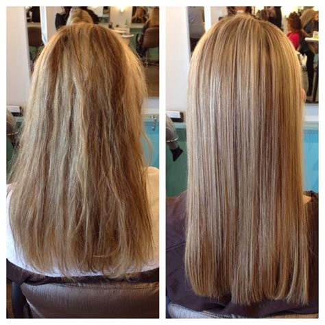 will keratin treatments thicken my hair 1000 images about keratin treatment before after on