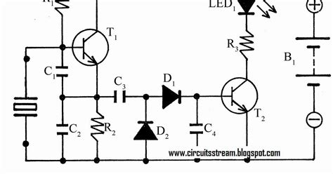 simple capacitor checker simple capacitor tester circuit diagram 28 images radio circuits simple rf tester gt