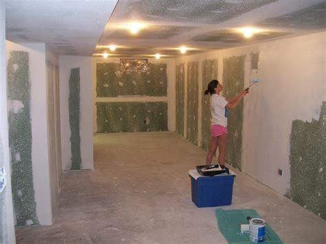 drywall in basement basement part 2 a running with some running