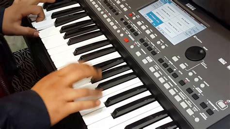 Keyboard Korg Pa600 Qt test korg pa600 qt kurdish set by azhi hawlere