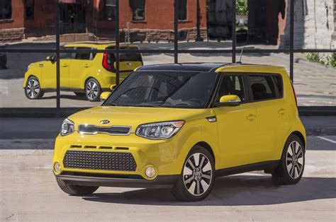 Kia Soul Standard Features 2016 Kia Soul Adds New Standard Features Updated Packages