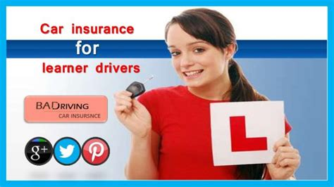 Best Learner Driver Insurance by Term Learner Driver Car Insurance