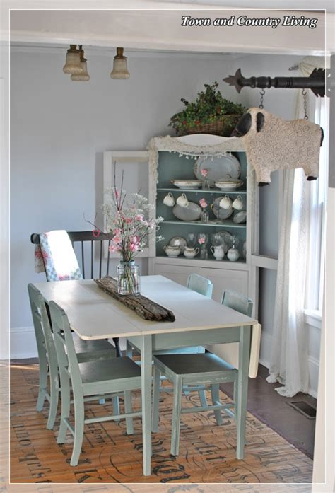 Dining Room Ideas Duck Egg Dining Room Updates Town Country Living
