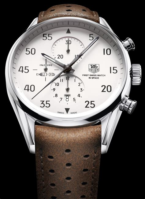 Tag Heuer Carrera Spacex 1887 The Home Of Tag Heuer