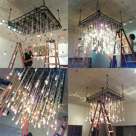 Atlanta Lighting Fixtures 17 Best Images About Handmade Diy Light Fixtures On Pinterest Industrial Light Fixtures